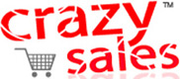 Crazy Sales logo